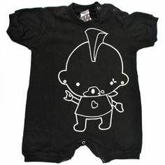 body infantil - mr punk