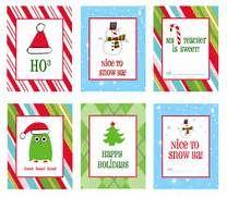 Christmas - Free Printables & DIY Gift Ideas