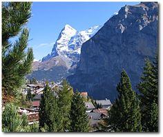 photo of steep mountain