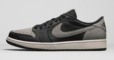 """Here's an Official Look at the """"Shadow"""" Jordan 1 Lows Dropping This Week"""