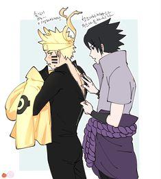 Sasuke X Naruto, Naruto Shippuden Anime, Narusasu, Sasunaru, Yaoi Hard, Naruto Couples, Couple, Little Girls, Naruto Characters