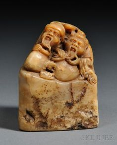 Meteorite For Sale, Ancient China, Seals, Horn, Jade, Numbers, Oriental, Auction, Carving