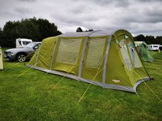 Vango Stargrove II 450 AirBeam Tent Outdoor World Direct - Review