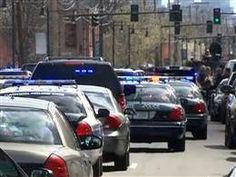 """Authorities looking at suspects' 'digital footprints' As officers are engaged in a manhunt in Boston, Mass., for one of the suspects in the Boston Marathon bombings, Richard Engel reports on what counterterrorism experts are doing behind the scenes to get an idea of """"who these people might be"""" and who, if anyone, they could be working for."""