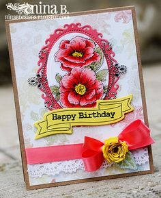 http://ninabdesigns.blogspot.com/2012/03/floral-frame.html