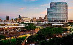 Hilton Durban Hotel, South Africa