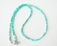 Seed Bead Handmade Jewelry by StephanieMartinCo on Etsy