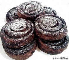 reform kakaós csiga ebben egyáltalán nincs finomliszt Healthy Cake, Healthy Recipes, Healthy Food, Gm Diet, I Love Chocolate, Salty Snacks, Food And Drink, Low Carb, Cooking