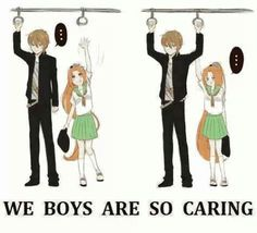 Boys are so caring # short girls problem