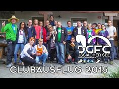 Clubausflug DGFC Ossicher See 2015 - YouTube Paragliding, Videos, Baseball Cards, Sports, Youtube, Slovenia, Dragons, Hs Sports, Sport