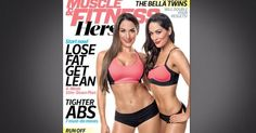 """The Bella Twins are on the cover of the May/June 2015 issue of """"Muscle & Fitness Hers"""" magazine.  http://www.wwe.com/inside/wwe-divas/the-bella-twins-muscle-and-fitness-hers-magazine-27300107"""