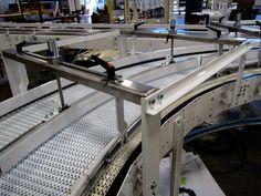 Product Handling Concepts  Modular Belt Conveyor