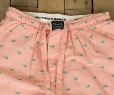 Southern Marsh Collection — Savannah Oxford Lounge Pant by Southern Marsh