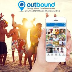 This is our favourite Travel App!! Download Outbound now for free and join thousands of people in over 140 countries around the world and join the world's biggest social network for travellers. Follow their awesome page at @outboundapp 'Outbound' is the biggest social network for travellers in the world and is available for FREE on iPhone and android.  TAG a friend who likes travelling and social networks!  Outbound features include: - find & connect with travellers around you - match travel…
