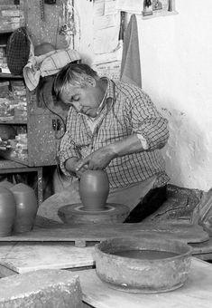 Do Tempo da Outra Senhora: Salvemos a olaria! - III Lucas 20, Portugal, Nostalgia, Pottery, Cinema, Painting, Life, Antique Pottery, Cultural Identity
