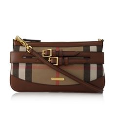 Burberry Clutch Crossbody Authentic Burberry crossbody clutch. Great Condition. I Don't use it anymore. Dust bag included. Burberry Bags Crossbody Bags
