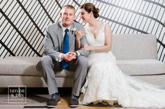 Le Meridien Arlington Wedding: Carly and Alex. Taylor and Ben Photography.