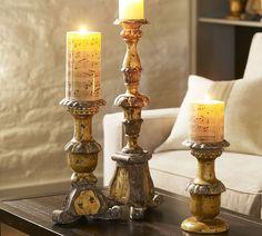 candlesticks.
