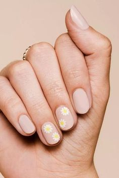 Nice Day Nail Art Stickers – Olive and June - Nail Art Designs Beautiful Nail Designs, Cute Nail Designs, Acrylic Nail Designs, Acrylic Nails, Cute Nails, My Nails, Bling Nails, Glitter Nails, Nail Art Blanc