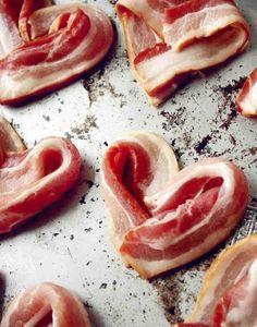 Bacon hearts ❤️