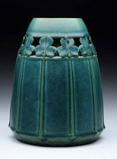 Buy online, view images and see past prices for Eduard Stellmacher Co. Ceramic Clover Vase.. Invaluable is the world's largest marketplace for art, antiques, and collectibles.