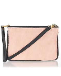Kelly mini pink clutch by ATTERLEY ROAD