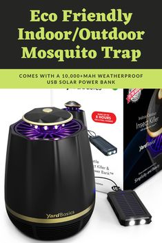 25 Best Mosquito Killer Insect Control and Trap || Yard Basics