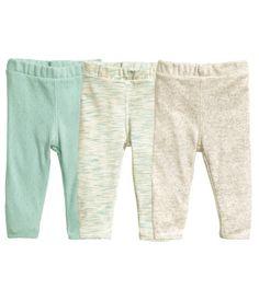 3-pack Leggings | H&M US