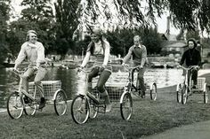 Design Archive: Pashley Cycles