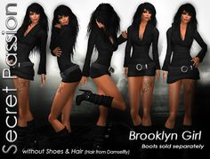 (SP) Brooklyn Girl