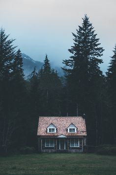 House in the Trees | by Aaron Malloy