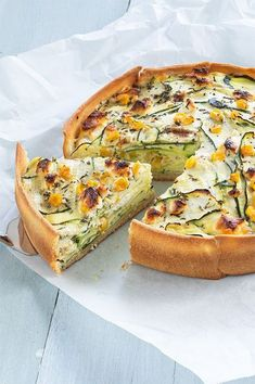 Love Food, A Food, Food And Drink, Quiches, Alice Delice, Cooking Recipes, Healthy Recipes, Happy Foods, Brunch Recipes