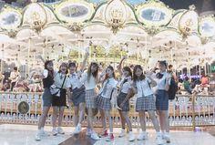 Mode Ulzzang, Ulzzang Girl, Kpop Fashion, Korean Fashion, South Korean Girls, Korean Girl Groups, Friends Forever, Best Friends, Mystic Girls