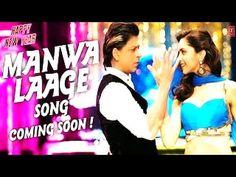 Manwa Laage Official VIDEO SONG - Happy New Year | Shahrukh Khan & Deepika Padukone | RELEASES SOON