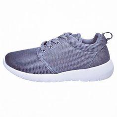 InstaSocial: ##Vidaxl #scarpe da #corsa per donna grigie - In stock ad... (link: http://ift.tt/2eeELvg )