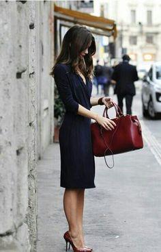 formal business attire