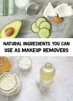 Products from the market can be too aggressive with your skin and may cause irritation. Here are some natural ingredients you can use as makeup removers! #EyelinerTricks