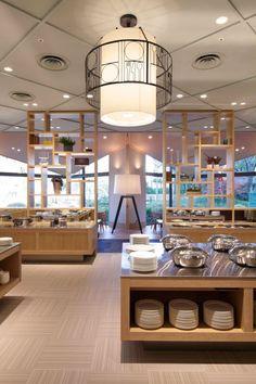 カジュアル リゾート ダイニング セリーナ  CASUAL RESORT DINING SERINA. Designer: Fumihiko Fujii