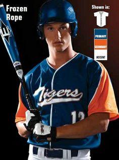 1000 images about custom baseball uniforms on pinterest for Custom baseball shirts no minimum