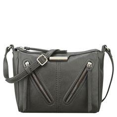 Just Zip It Crossbody Bag