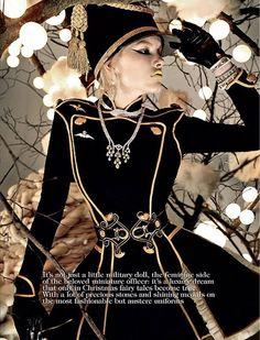 #fashion meets #military