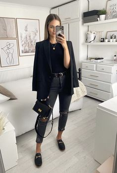 Winter Sweater Outfits, Casual Fall Outfits, Winter Fashion Outfits, Classy Outfits, Look Fashion, Autumn Winter Fashion, Stylish Outfits, Spring Outfits, Cute Outfits