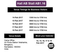 Altem at Aero India 2017   Block your dates Feb 14 -18 #Aeroindia2017 #Altem #3DPrinting #Stratasys3DPrinting #3DPrintingIndia #AltemAeroIndia2017