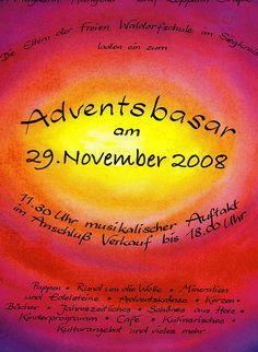 Adventsbasar 2008 Waldorfschule | Flickr - Photo Sharing!