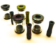 Picture of Triple Anodized Aluminum and Glass J-Tank, Thinkin hard about these, just love them! Avail at Electronicstix