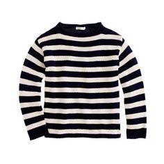 Boys' stripe rollneck™ sweater