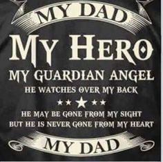 Miss you , Dad xoxox