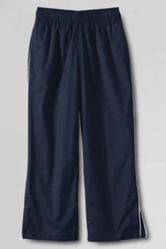 Boys wear these after Oct They wear their shorts underneath. Sweats off (or not) during PE class. Sweats back on for all other classes. Pe Uniform, School Uniform, Boys Wear, Mens Activewear, Athletic Pants, Lands End, Boy Fashion, Harem Pants, Active Wear