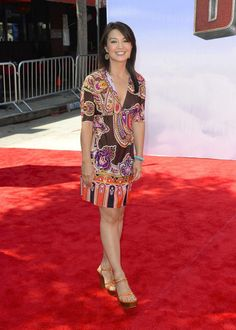 Ming-Na Wen at 'How To Train Your Dragon Premiere in Los Angeles, Ming-Na Wen Style, Outfits, Clothes and Latest Photos. Melinda May, Beauty Over 40, Ming Na Wen, Dragon 2, Asian Hotties, How To Train Your Dragon, Beautiful Asian Girls, Asian Woman, Sexy Women