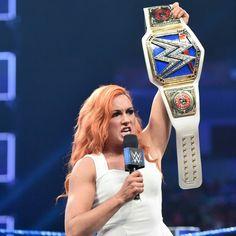 WWE SD Women's Champion: Becky Lynch